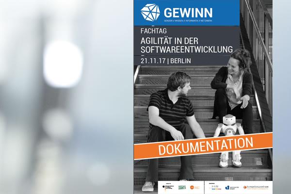 Deckblatt der Dokumentation des ersten GEWINN-Fachtags