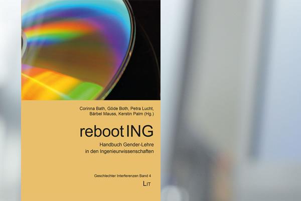 Deckblatt des Handbuchs rebootING